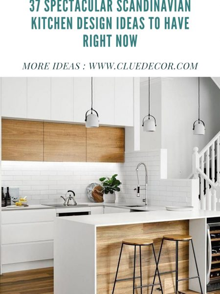 37 Spectacular Scandinavian Kitchen Design Ideas To Have Right Now