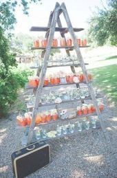 Chic Outdoor Wedding Drink Station And Bar Ideas For Winter To Try Asap22