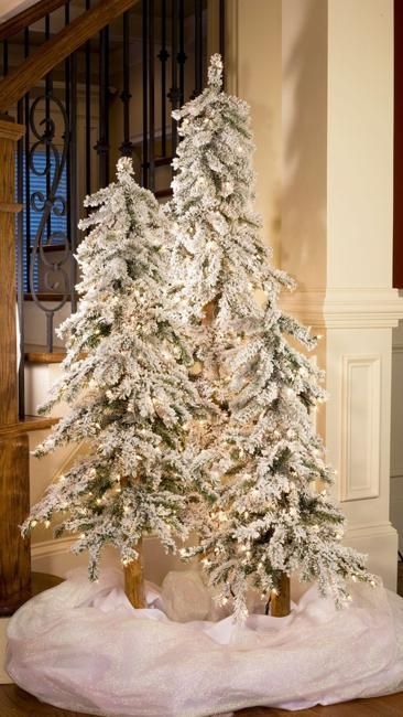 Delicate Multiple Winter Tree Design Ideas To Try Asap04