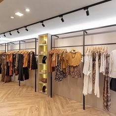 Dreamy Clothing Store Design Ideas For Teen Shoper To Try26