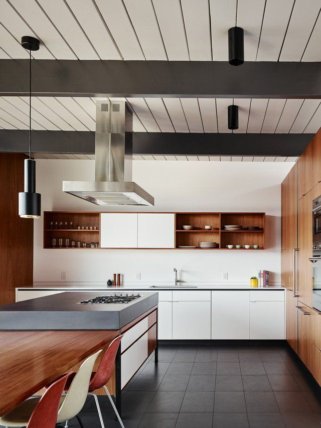 Marvelous 1960S House Renovation Design Ideas With Open Concept To Try09