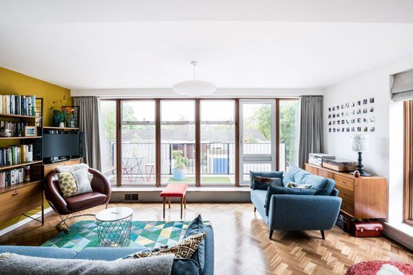 Marvelous 1960S House Renovation Design Ideas With Open Concept To Try30