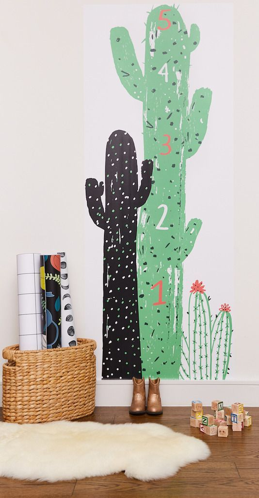 Perfect Cactus Trends Design Ideas For Kids Room To Have12