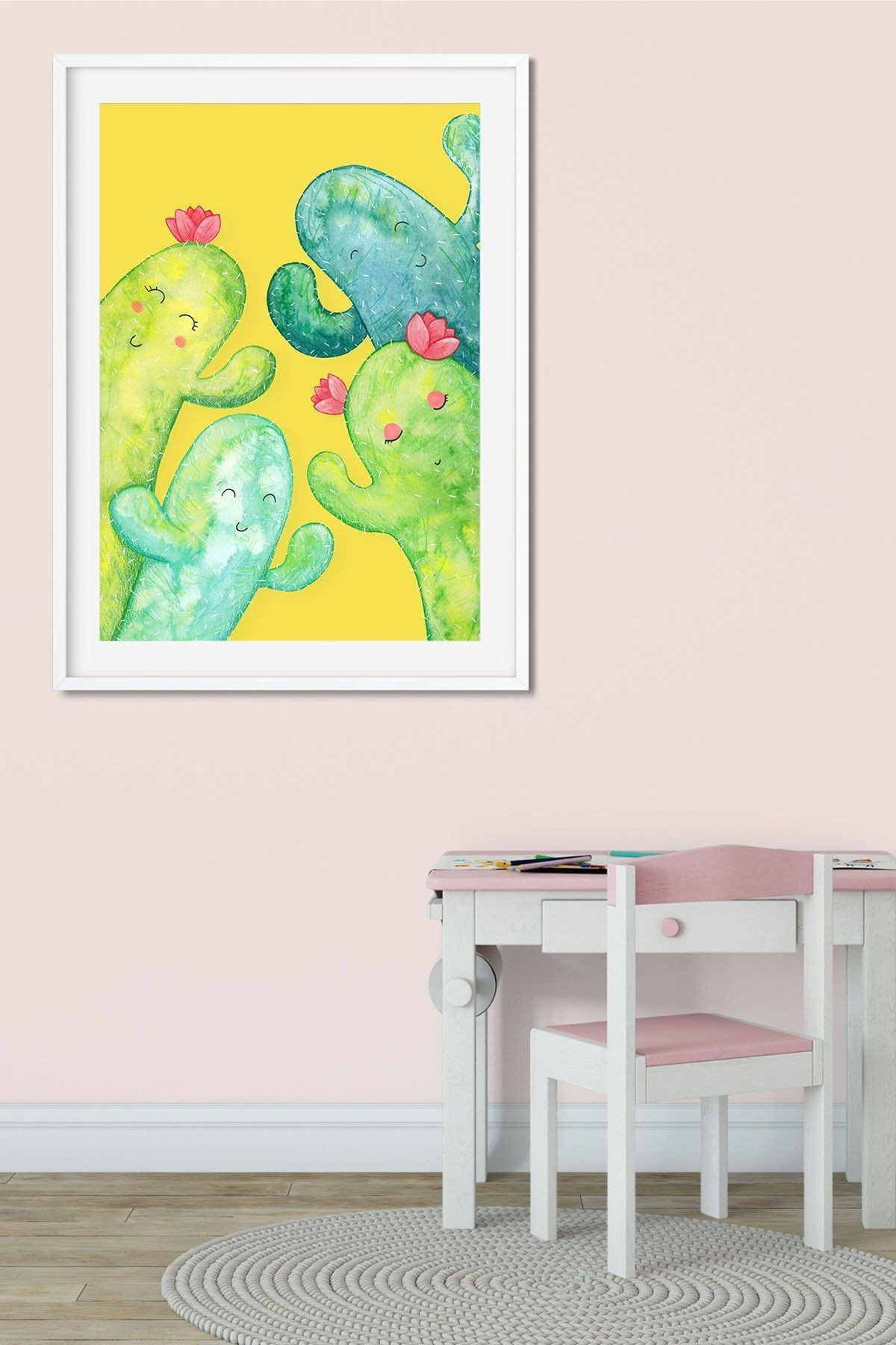 Perfect Cactus Trends Design Ideas For Kids Room To Have28