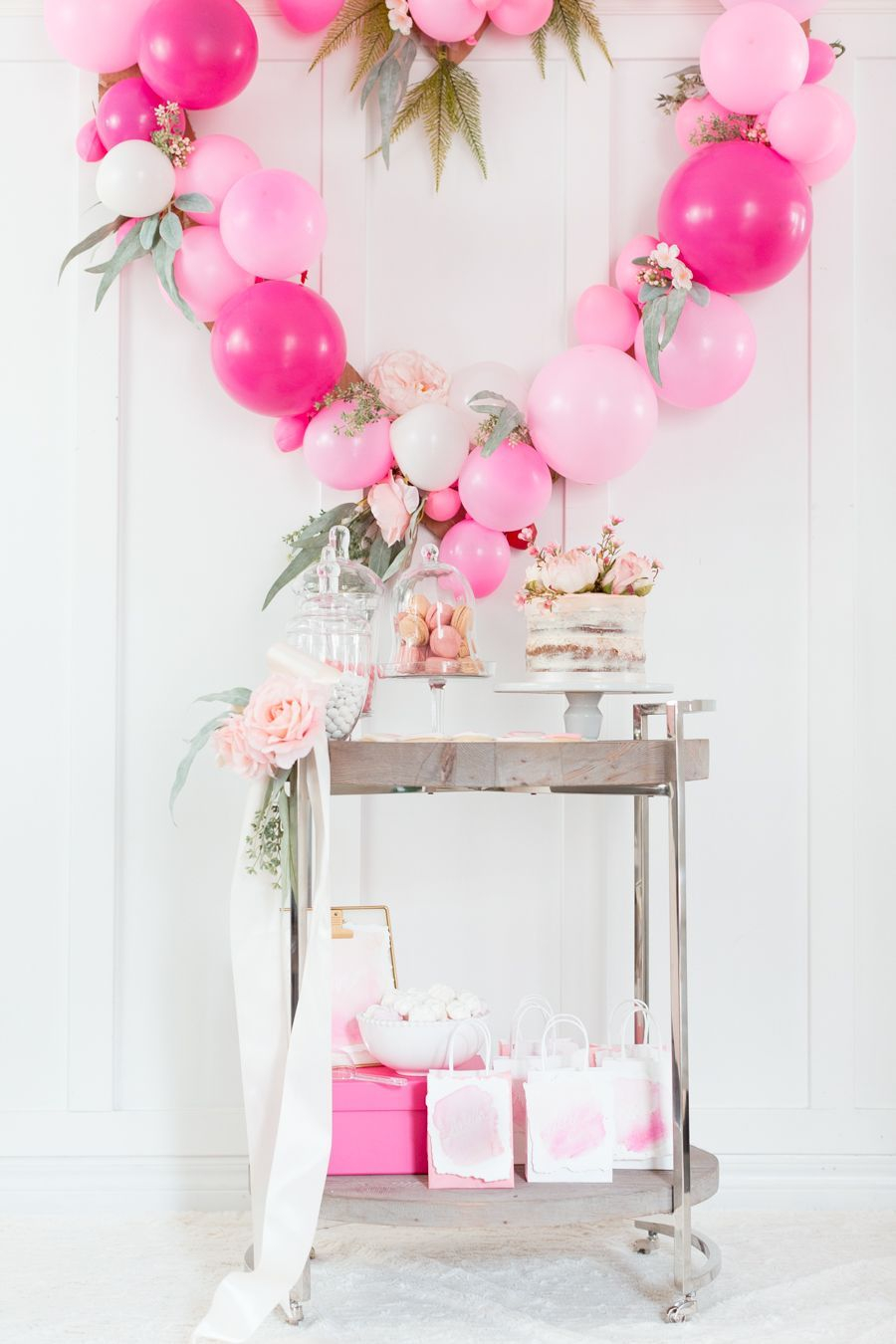 Sophisticated Bar Carts Ideas For Valentine Décor To Try Asap24