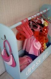 Splendid Baby Closet Organizer Design Ideas That Without Closet To Try02