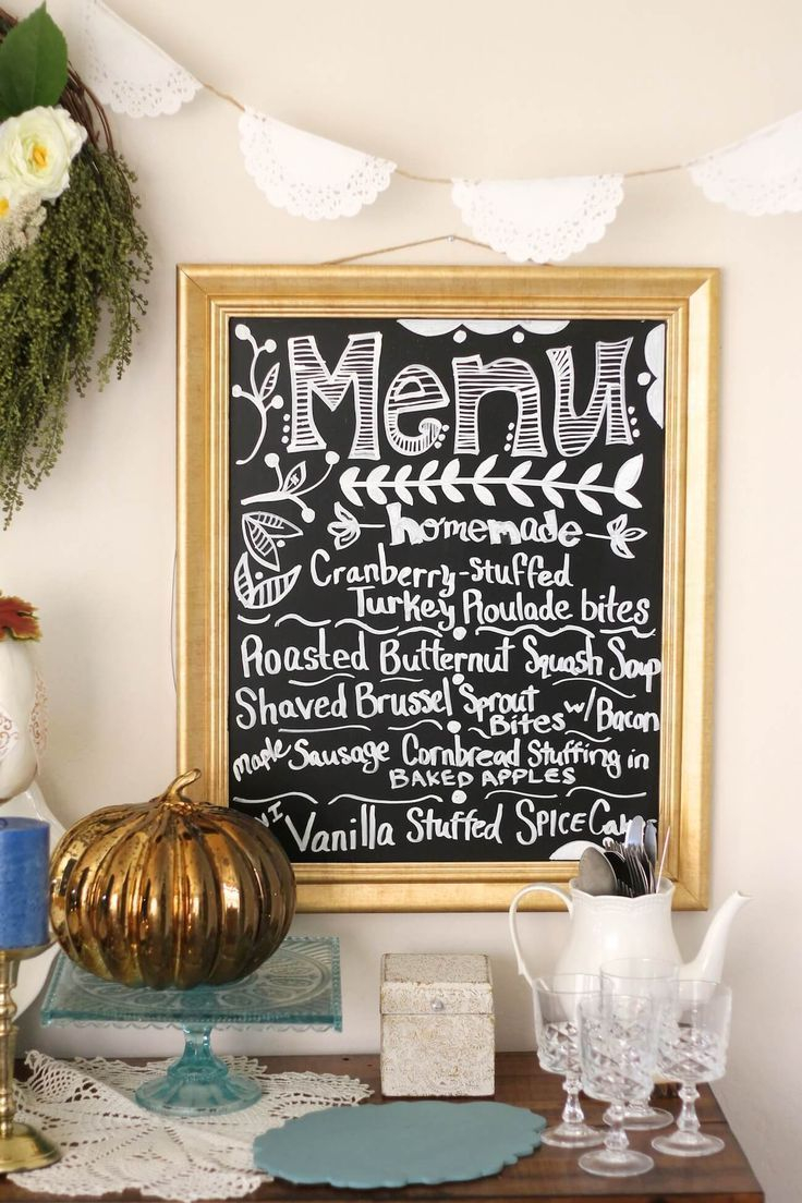 Unusual Friendsgiving Decor Ideas For Holiday Celebrating To Try22