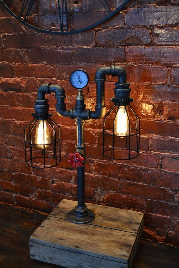 Vintage Industrial Lamps Design Ideas To Improve Your Home Lighting02