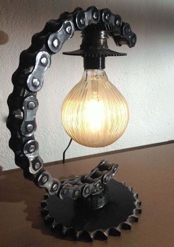 Vintage Industrial Lamps Design Ideas To Improve Your Home Lighting36
