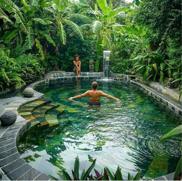 Comfy Swimming Pools Design Ideas With Stunning Natural Surroundings05