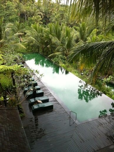 Comfy Swimming Pools Design Ideas With Stunning Natural Surroundings16