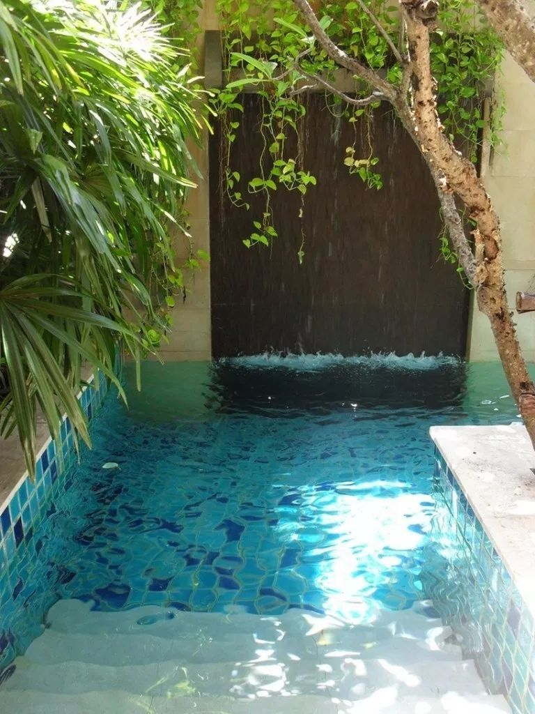 Comfy Swimming Pools Design Ideas With Stunning Natural Surroundings19