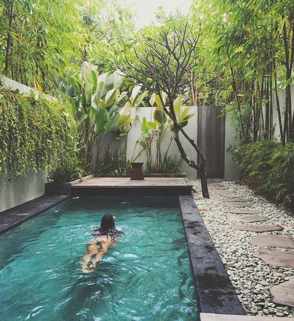 Comfy Swimming Pools Design Ideas With Stunning Natural Surroundings29