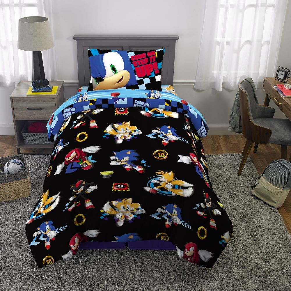 Enchanting Bed In A Bag Design Ideas For Kids That Your Kids Will Like It08