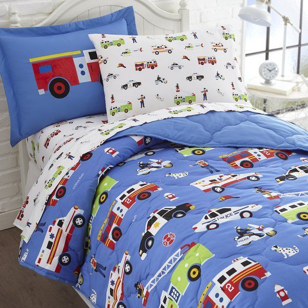 Enchanting Bed In A Bag Design Ideas For Kids That Your Kids Will Like It31
