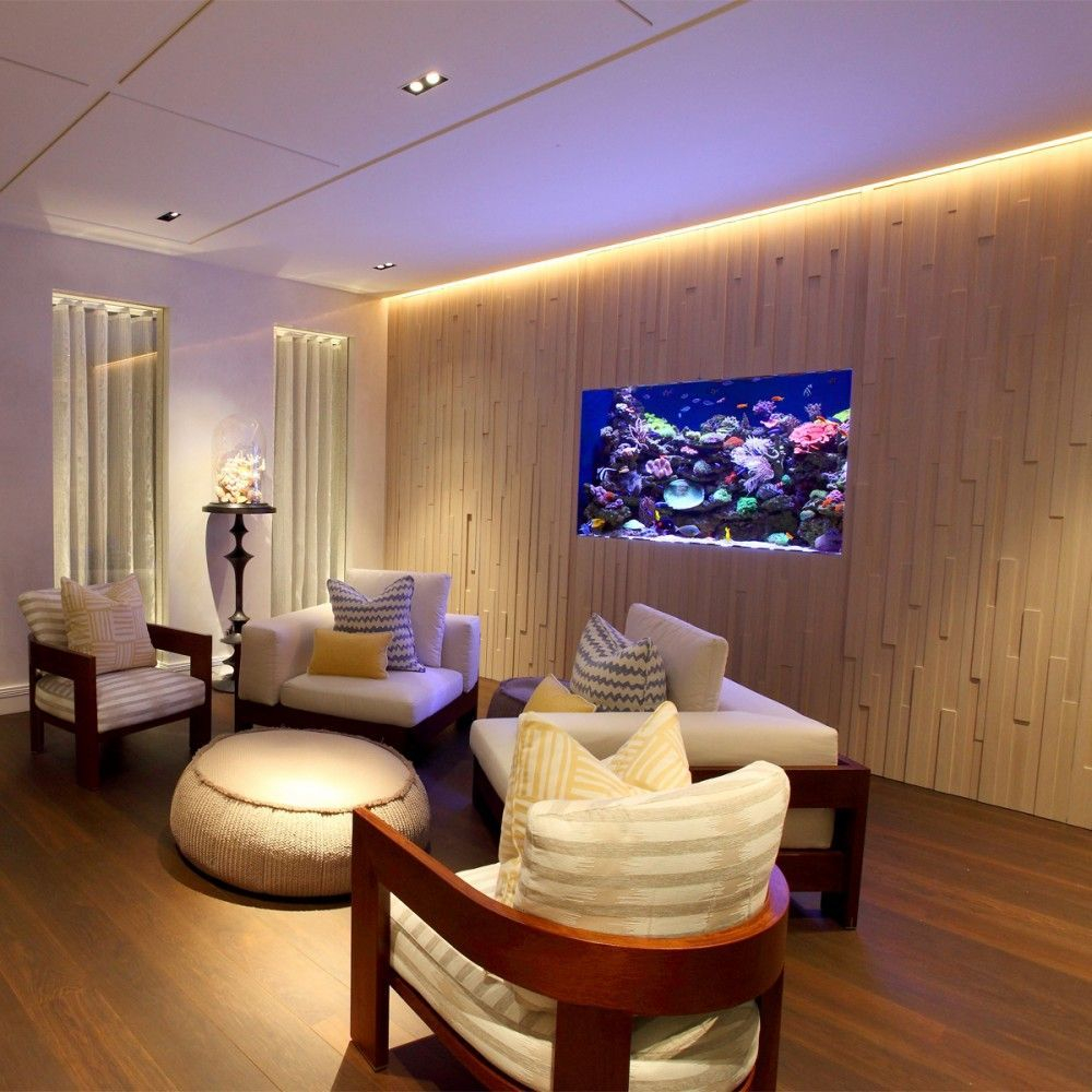 Glamorous Aquariums Design Ideas For Cool Interior Styles To Have08