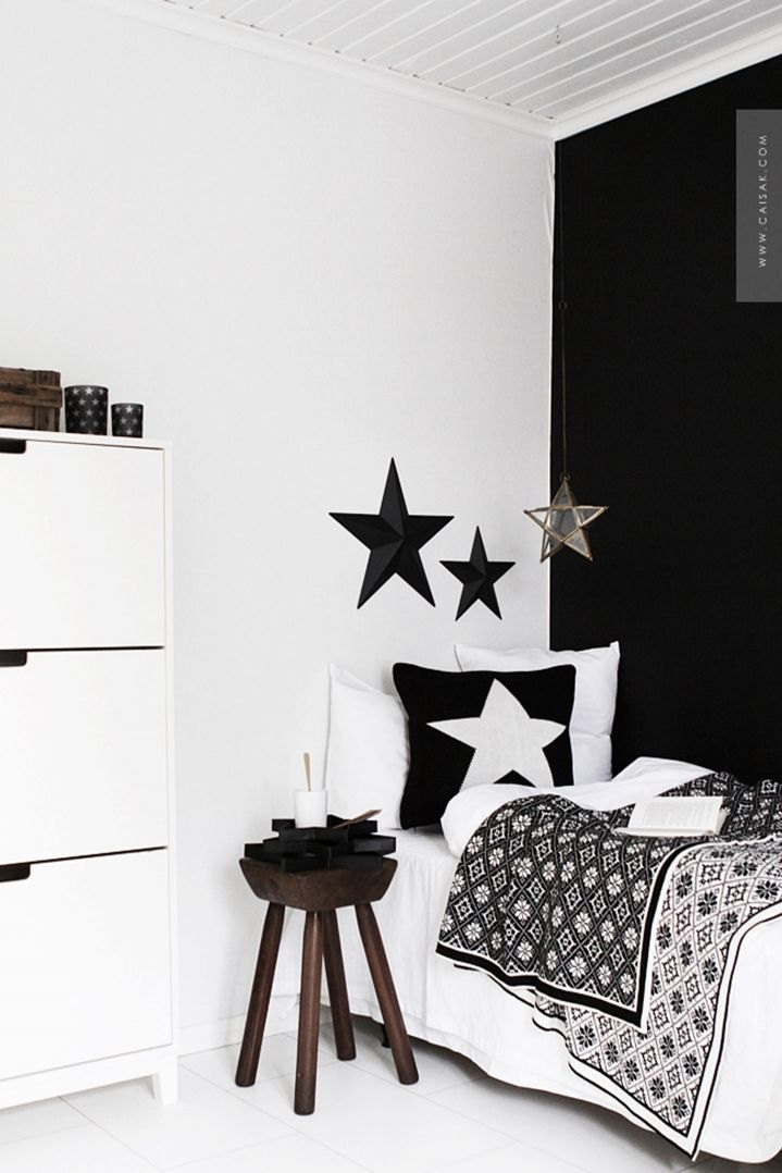 Marvelous Black And White Kids Room Design Ideas To Try This Month02