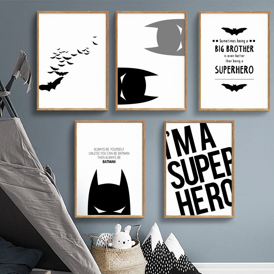 Marvelous Black And White Kids Room Design Ideas To Try This Month27