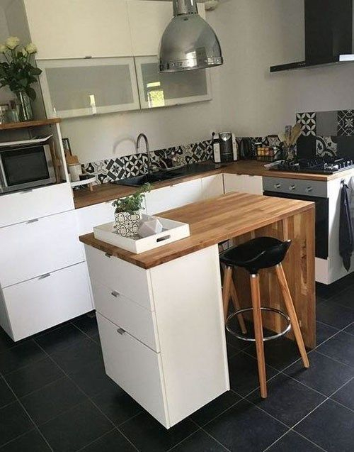 Perfect Kitchen Design Ideas For Small Areas That You Need To Try11