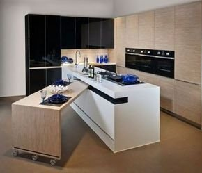 Perfect Kitchen Design Ideas For Small Areas That You Need To Try18