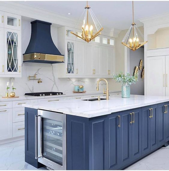 Relaxing Practical Kitchen Design Ideas For Every Solution05
