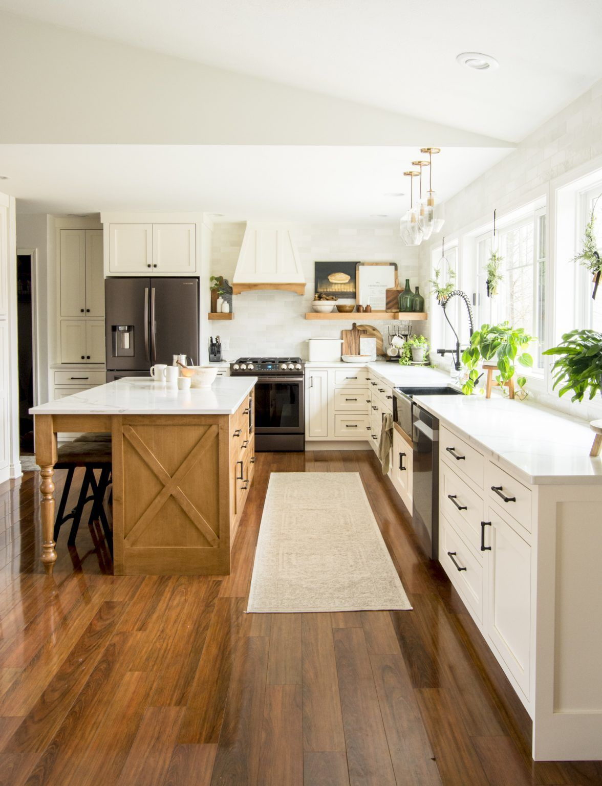 Relaxing Practical Kitchen Design Ideas For Every Solution07