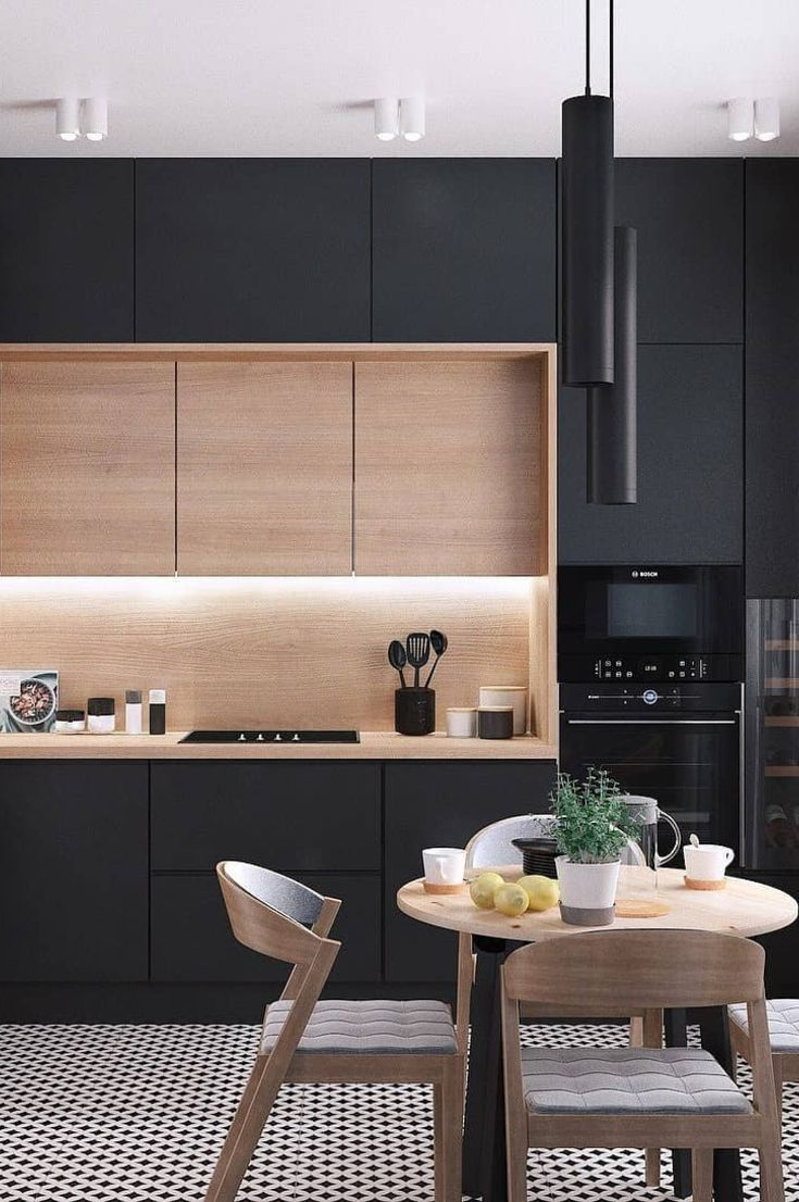 Relaxing Practical Kitchen Design Ideas For Every Solution10