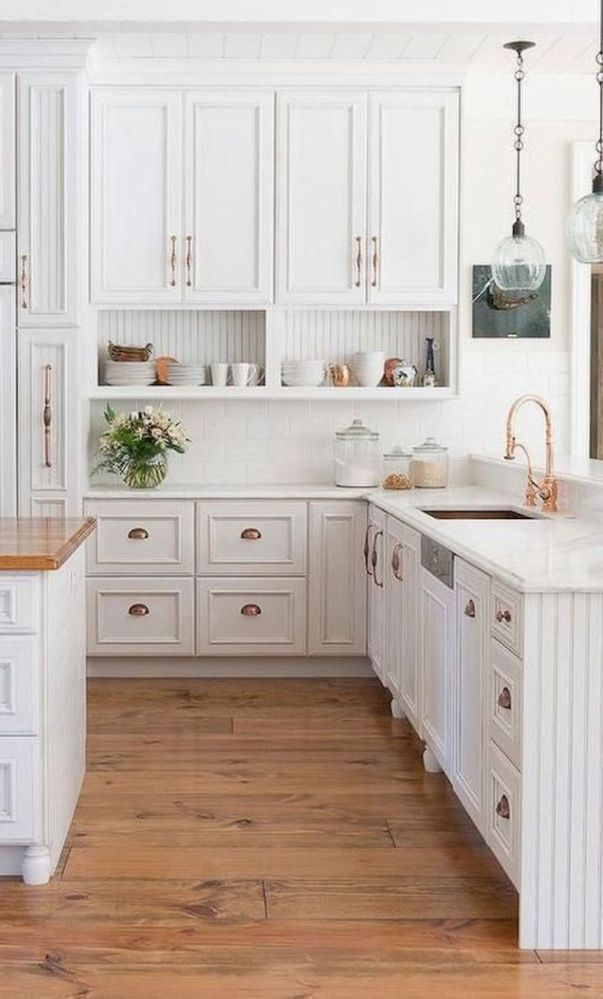 Relaxing Practical Kitchen Design Ideas For Every Solution34