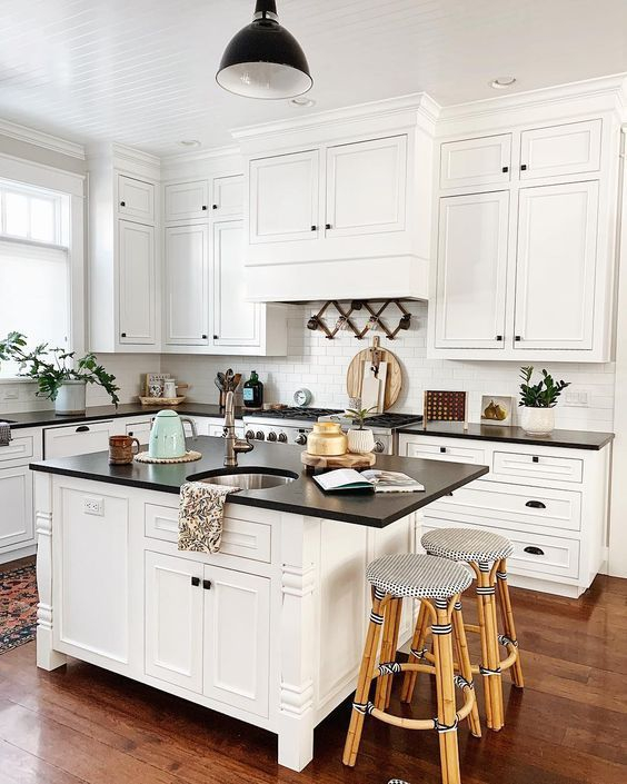 Relaxing Practical Kitchen Design Ideas For Every Solution36