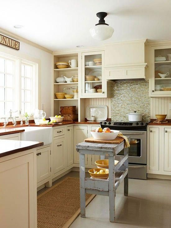 Relaxing Practical Kitchen Design Ideas For Every Solution40
