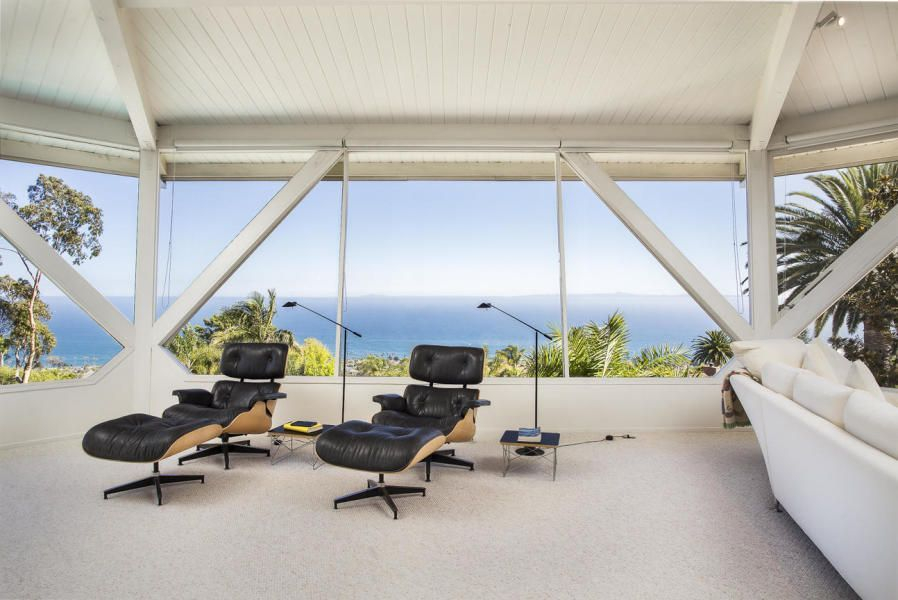 Splendid Glass House Design Ideas With 360 Degree View Of The Mountain04