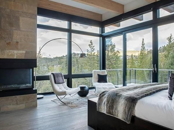 Splendid Glass House Design Ideas With 360 Degree View Of The Mountain21