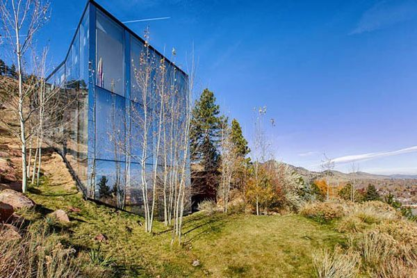 Splendid Glass House Design Ideas With 360 Degree View Of The Mountain33