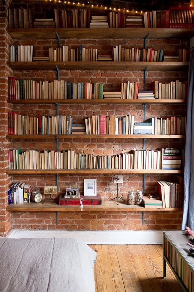 Superb Home Library And Book Storage Design Ideas To Have Asap04