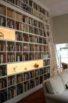 Superb Home Library And Book Storage Design Ideas To Have Asap16