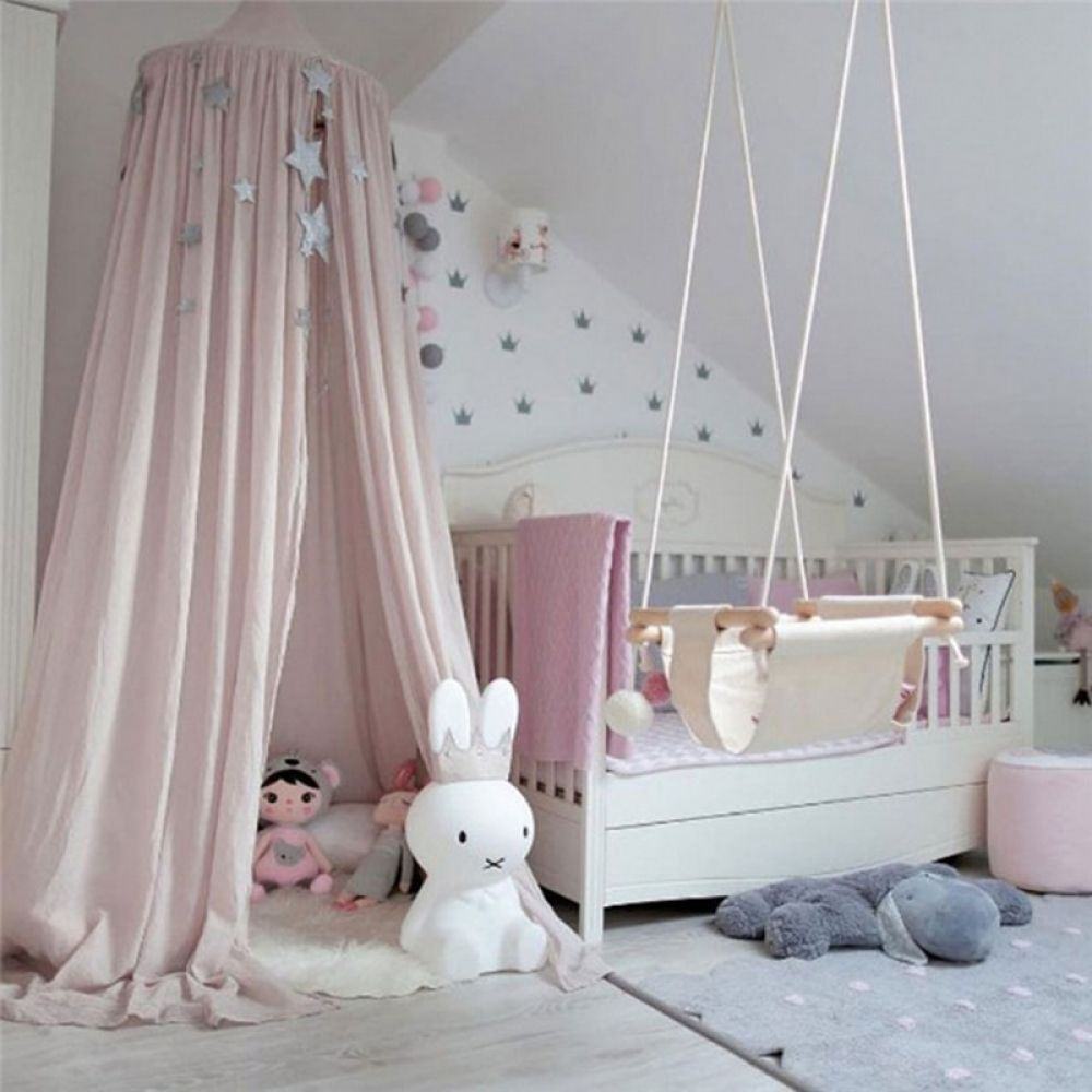 Wondeful Girls Room Design Ideas With Play Houses To Copy05
