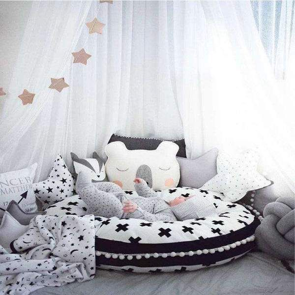 Wondeful Girls Room Design Ideas With Play Houses To Copy14