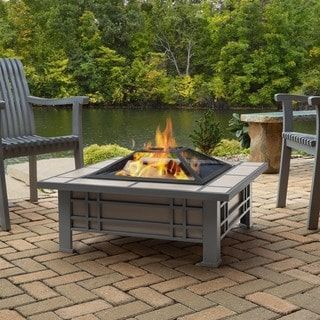Best Patio Deck Design Ideas With Firepit To Make The Atmosphere Warmer24