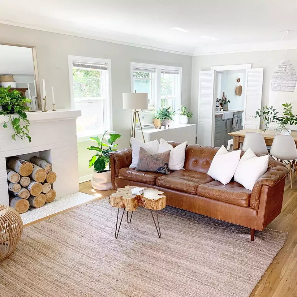 Charming Living Room Decoration Ideas With Minimalist Sofa To Try Asap28
