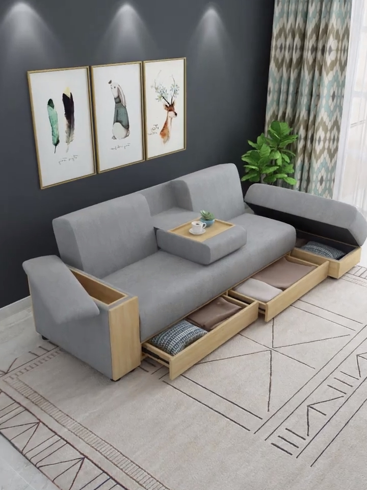 Charming Living Room Decoration Ideas With Minimalist Sofa To Try Asap33