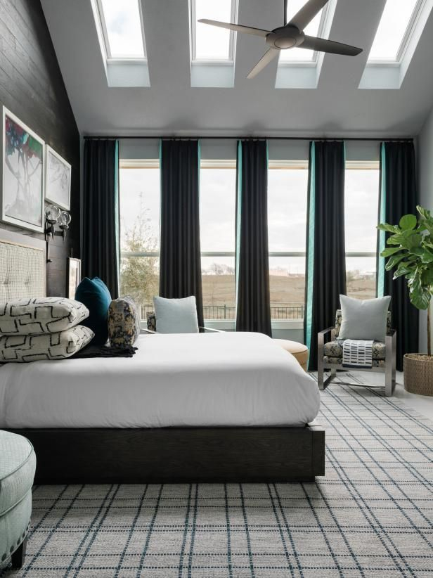 Fantastic Bedrooms Design Ideas With A View Of Nature04