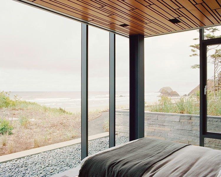 Fantastic Bedrooms Design Ideas With A View Of Nature31
