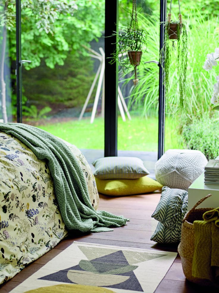 Fantastic Bedrooms Design Ideas With A View Of Nature35