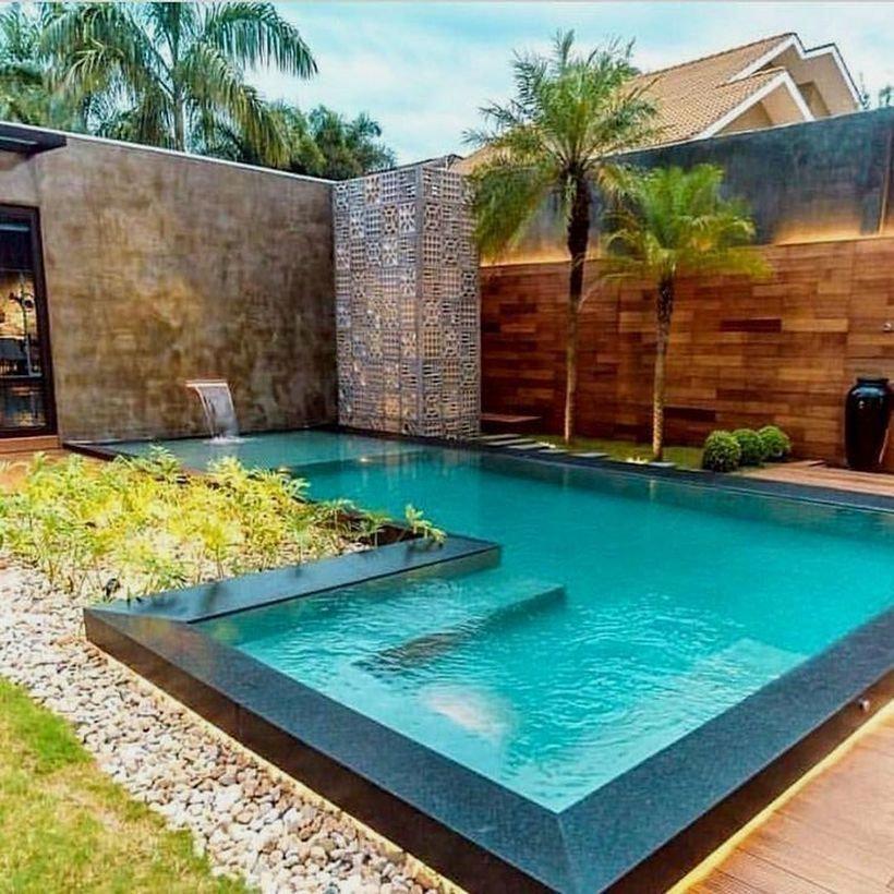 Inspiring Small Backyard Pool Design Ideas For Your Relaxing Place02