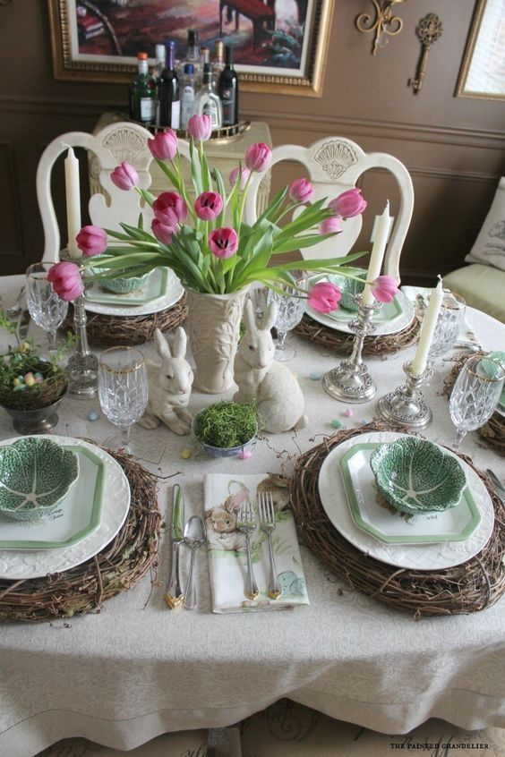 Latest Easter Home Furniture Design Ideas That You Must Try25