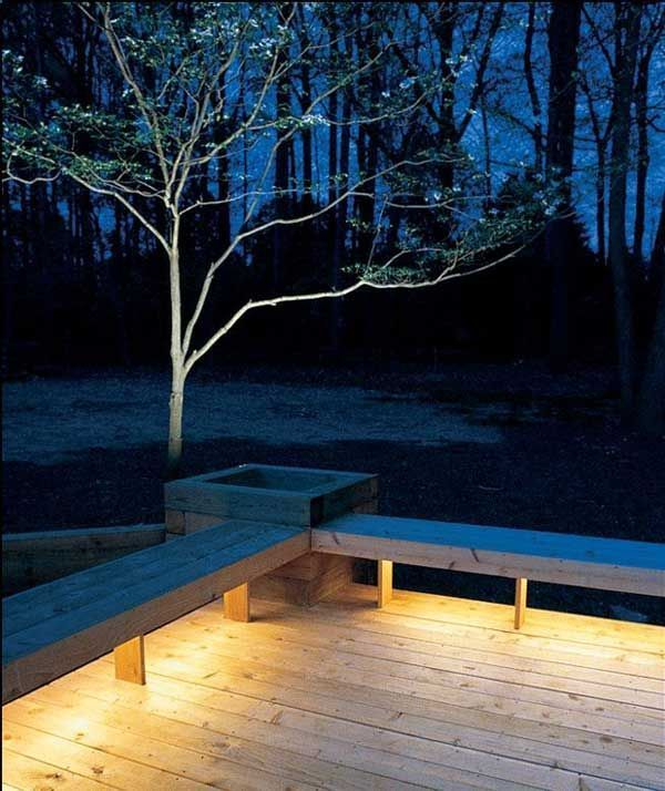 Lovely Deck Lighting Design Ideas For Cozy And Romantic Nuances At Night21