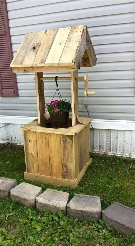 Unordinary Wooden Pallet Furniture Ideas That Is Easy For You To Make08