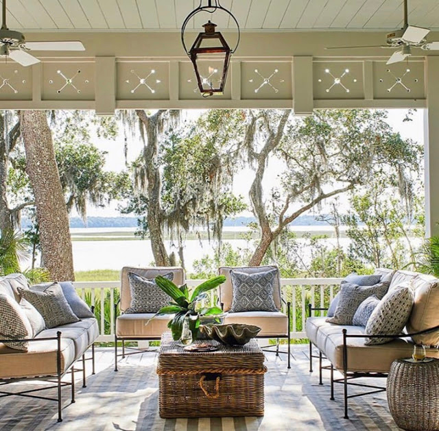 Wonderful Outdoor Living Room Design Ideas For Enjoying Your Days13