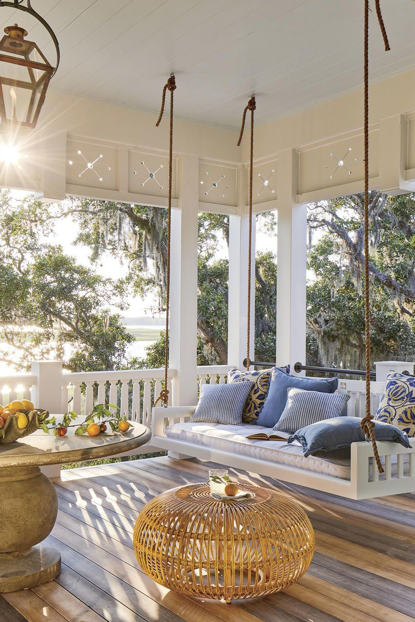 Wonderful Outdoor Living Room Design Ideas For Enjoying Your Days15