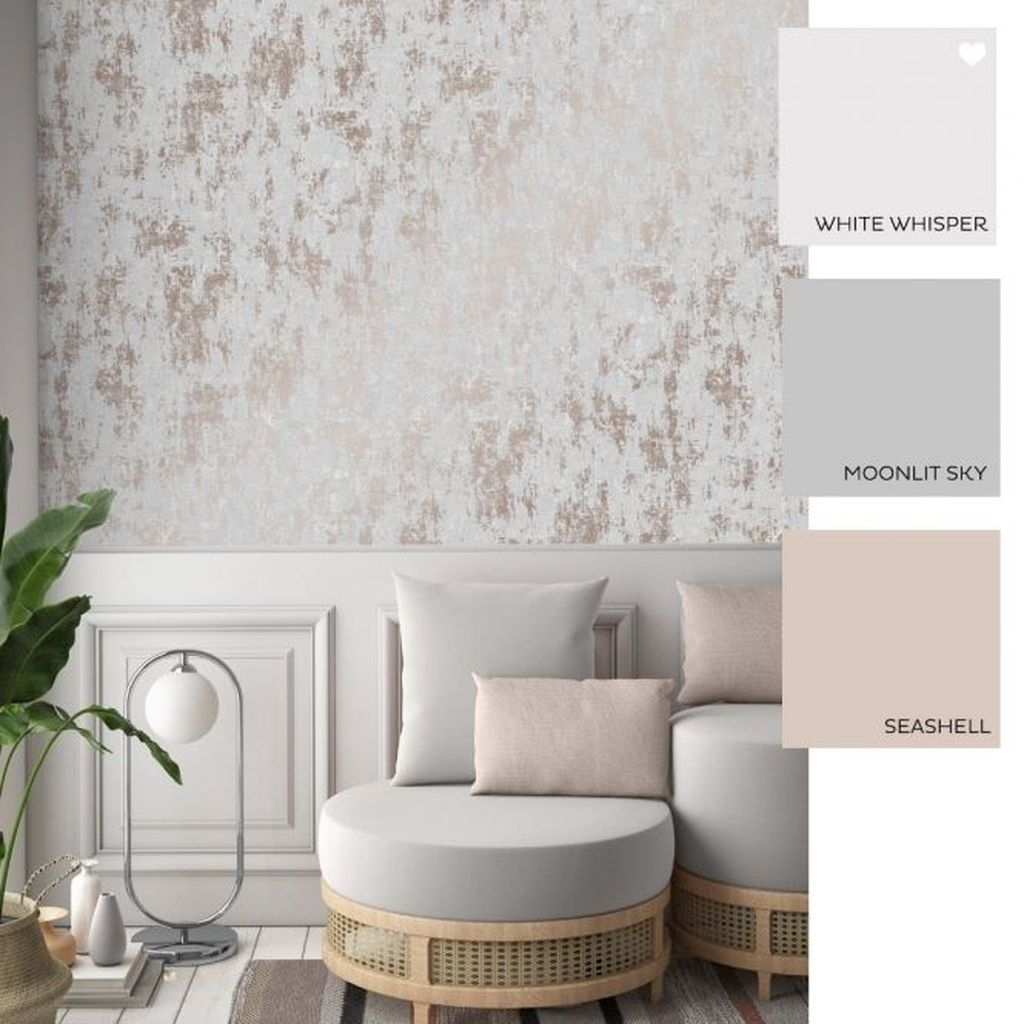 Best Bedroom Wallpaper Decor Ideas That Suitable For Your Family 08